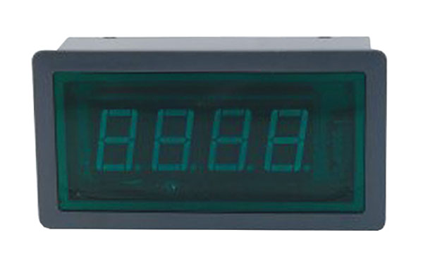 Panelové měřidlo 199,9V WPB5135-DC voltmetr panelový digitální LED