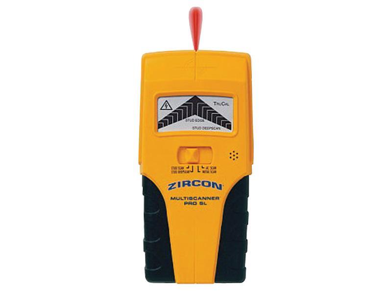 Detektor kovů, dřeva a elektrických vedení Zircon MultiScanner Pro SL