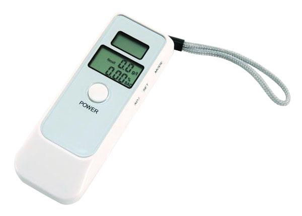 Digitální tester alkoholu 0-1,9 promile