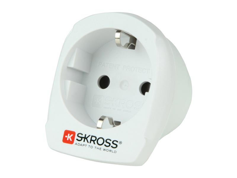 Cestovní adaptér ČR/Čína nebo Austrálie SKROSS SKR1500209