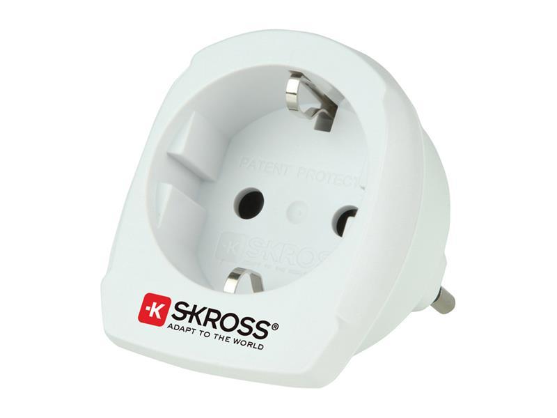 Cestovní adaptér ČR/Itálie SKROSS SKR1500212
