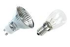 Klasické a halogenové žárovky